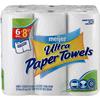 Meijer.com deals on Meijer Ultra Paper Towels, 6 ct