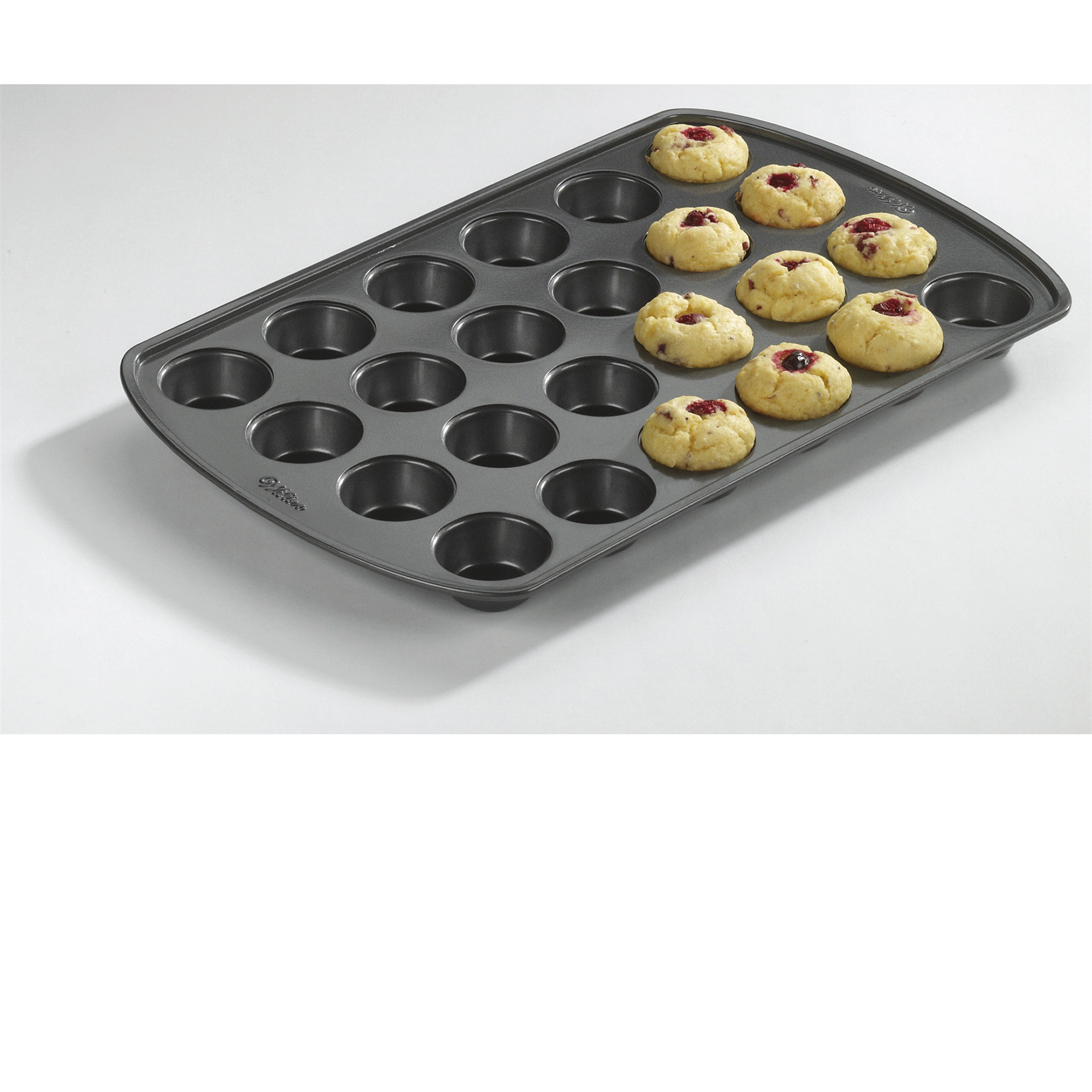 Wilton Perfect Results Nonstick 24 Cup Miniin Pan
