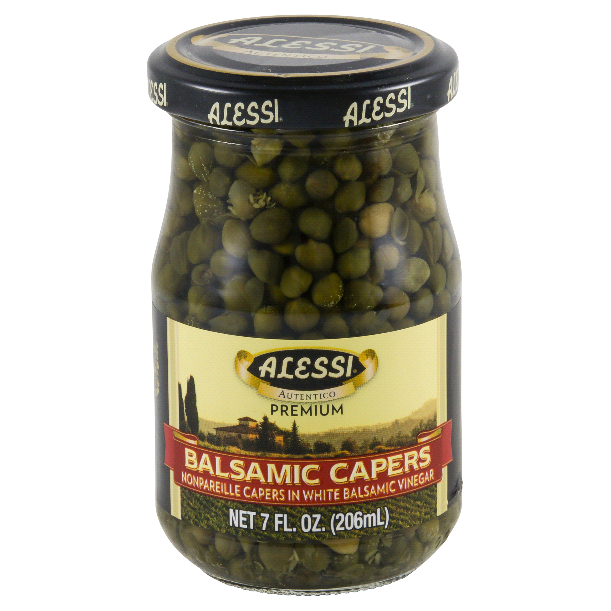 Alessi Balsamic Capers 7 oz. | Meijer.com
