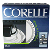 Meijer.com deals on Corelle Livingware City Block 16-Piece Dinnerware Set