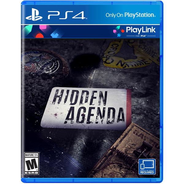 PS4 Hidden Agenda (PlayLink)