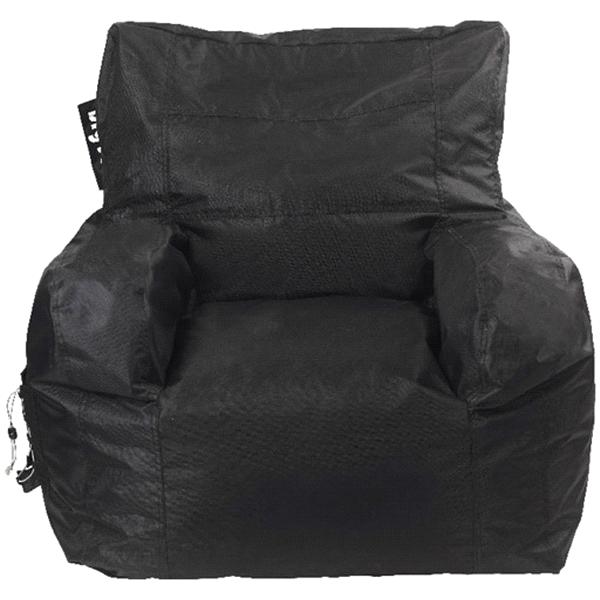 Big Joe Dorm Chair Black Meijer Com
