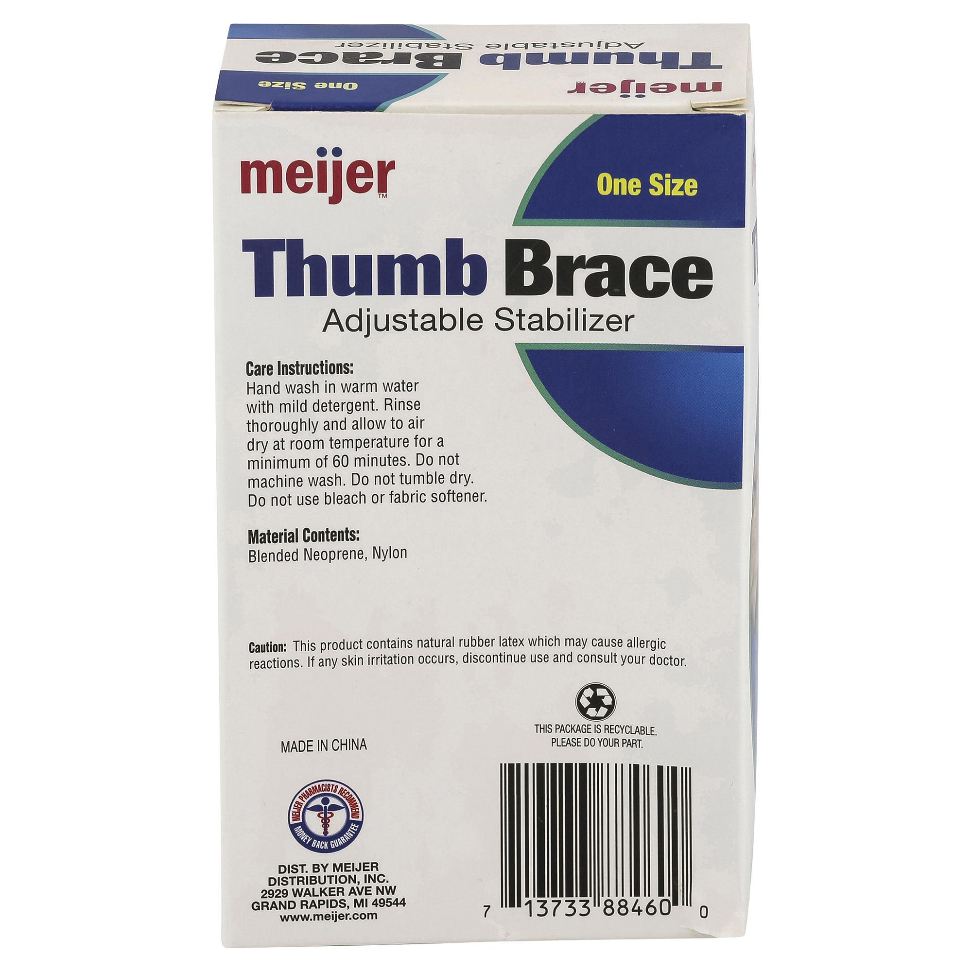 Meijer Thumb ce - One Size 1 ce | Meijer.com on