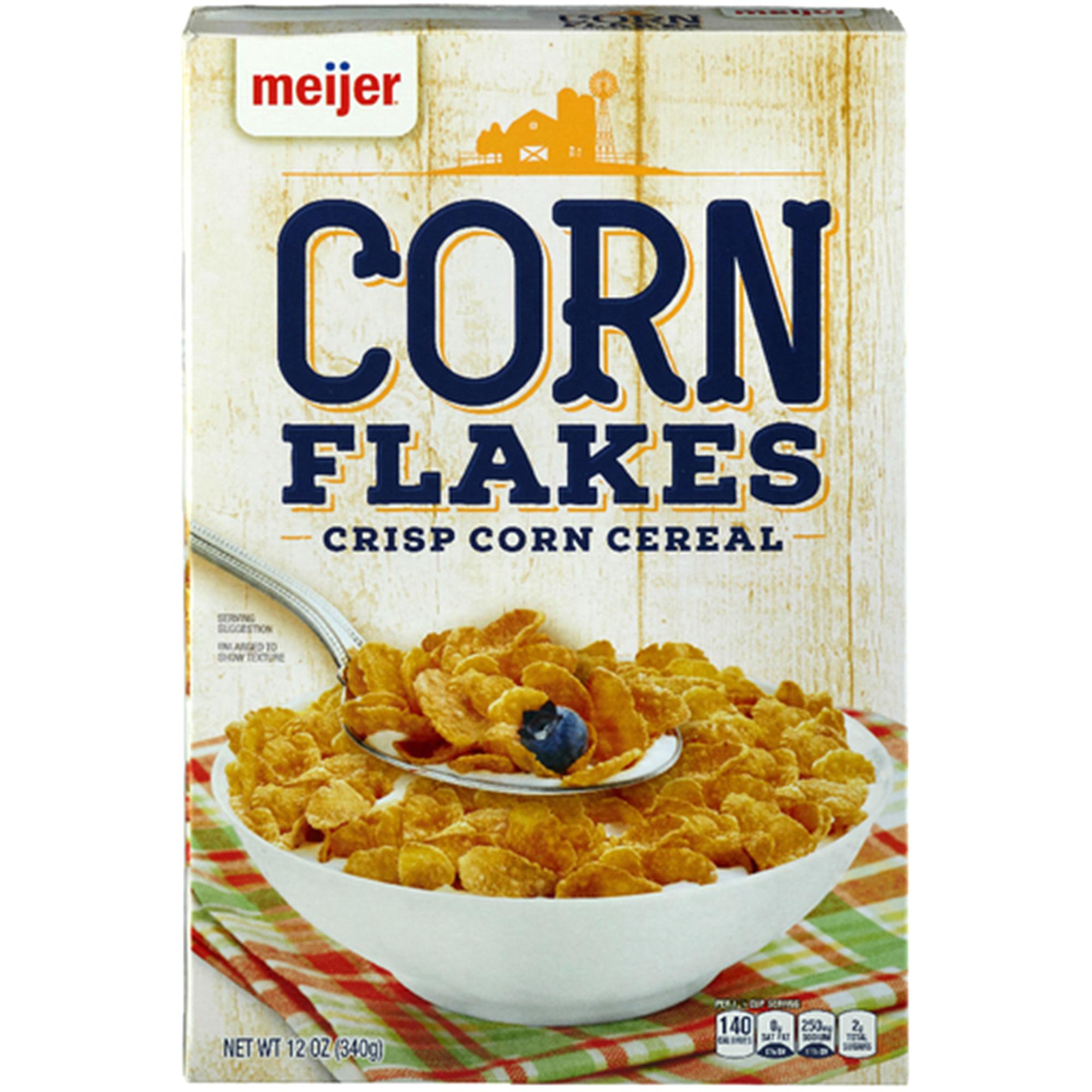 meijer corn flakes 12 oz | meijer