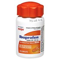 Meijer Brand Ibuprofen