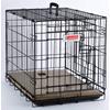 Meijer.com deals on ProConcepts 2-Door Wire Crate Black, Small