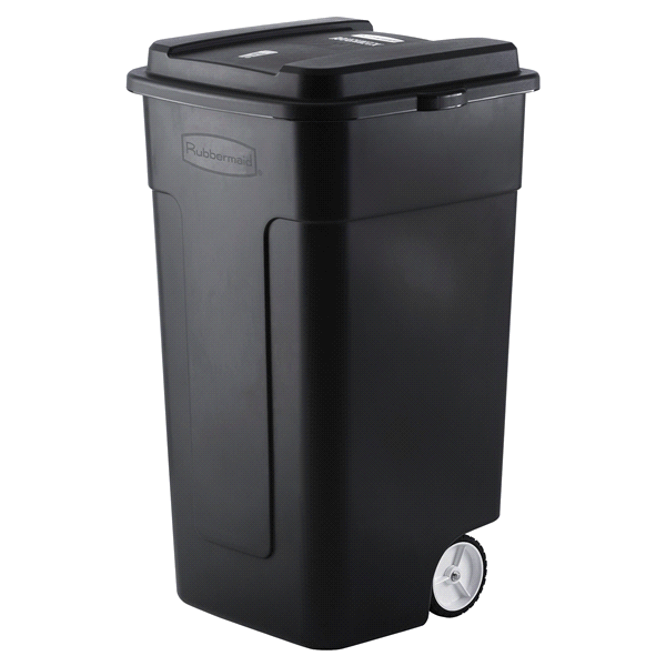 Rubbermaid 50 Gal Roughneck Wheeled Trash Can  sc 1 st  Meijer & Rubbermaid 50 Gal Roughneck Wheeled Trash Can | Meijer.com