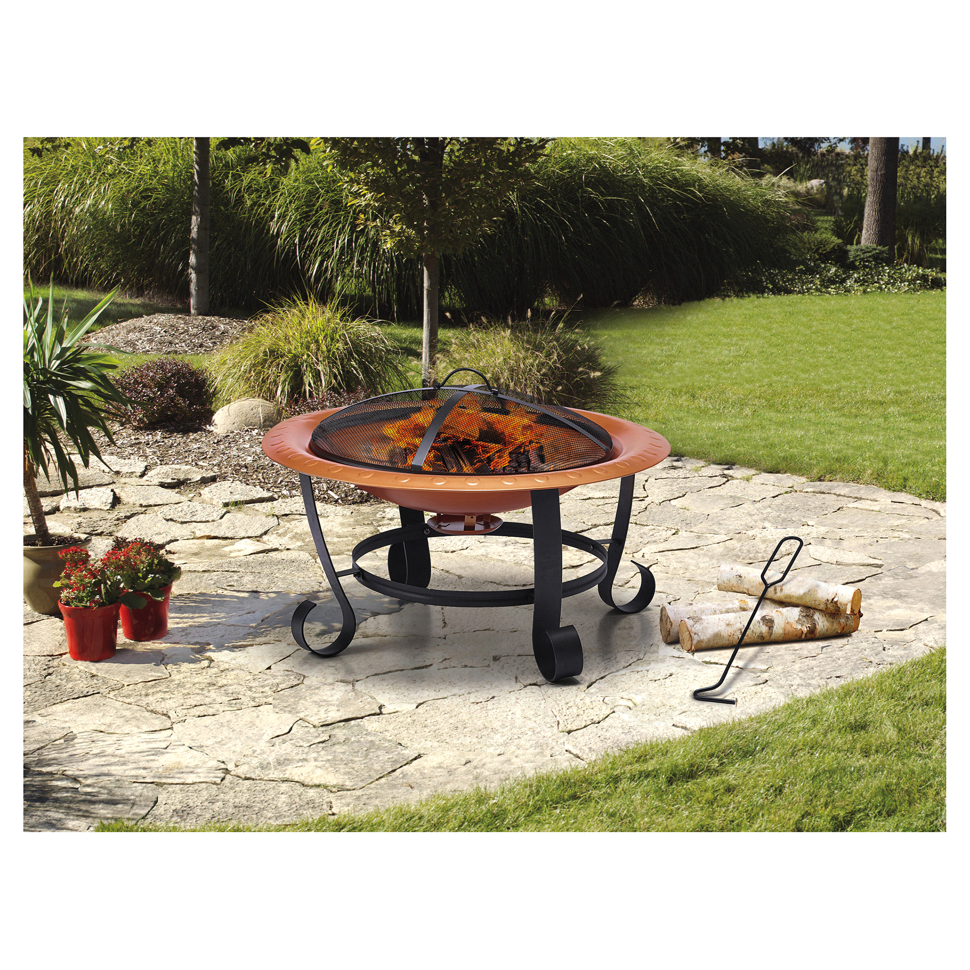 Copper Harbor Fire Pit