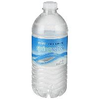 e808c1ec8afb5 Meijer Spring Water 20 oz