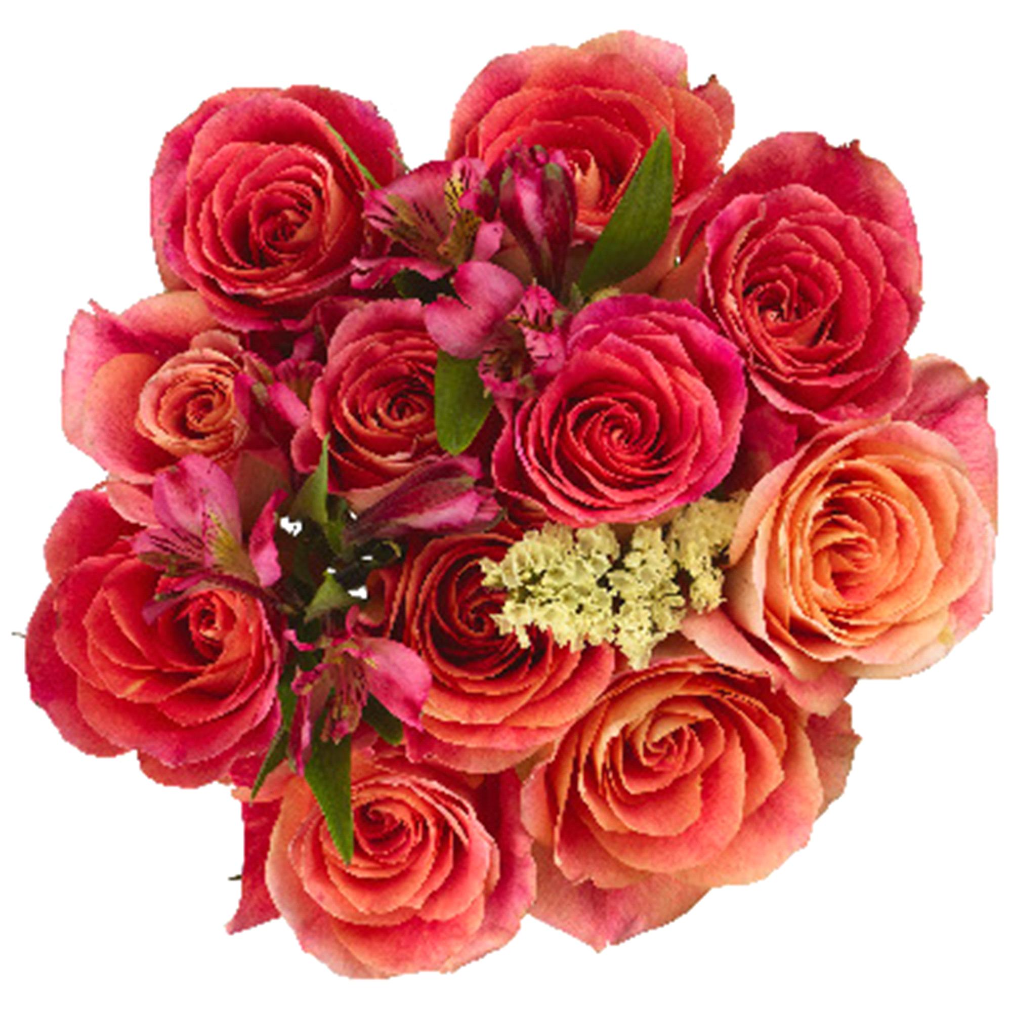12 Count Fresh Rose Bouquet | Meijer.com