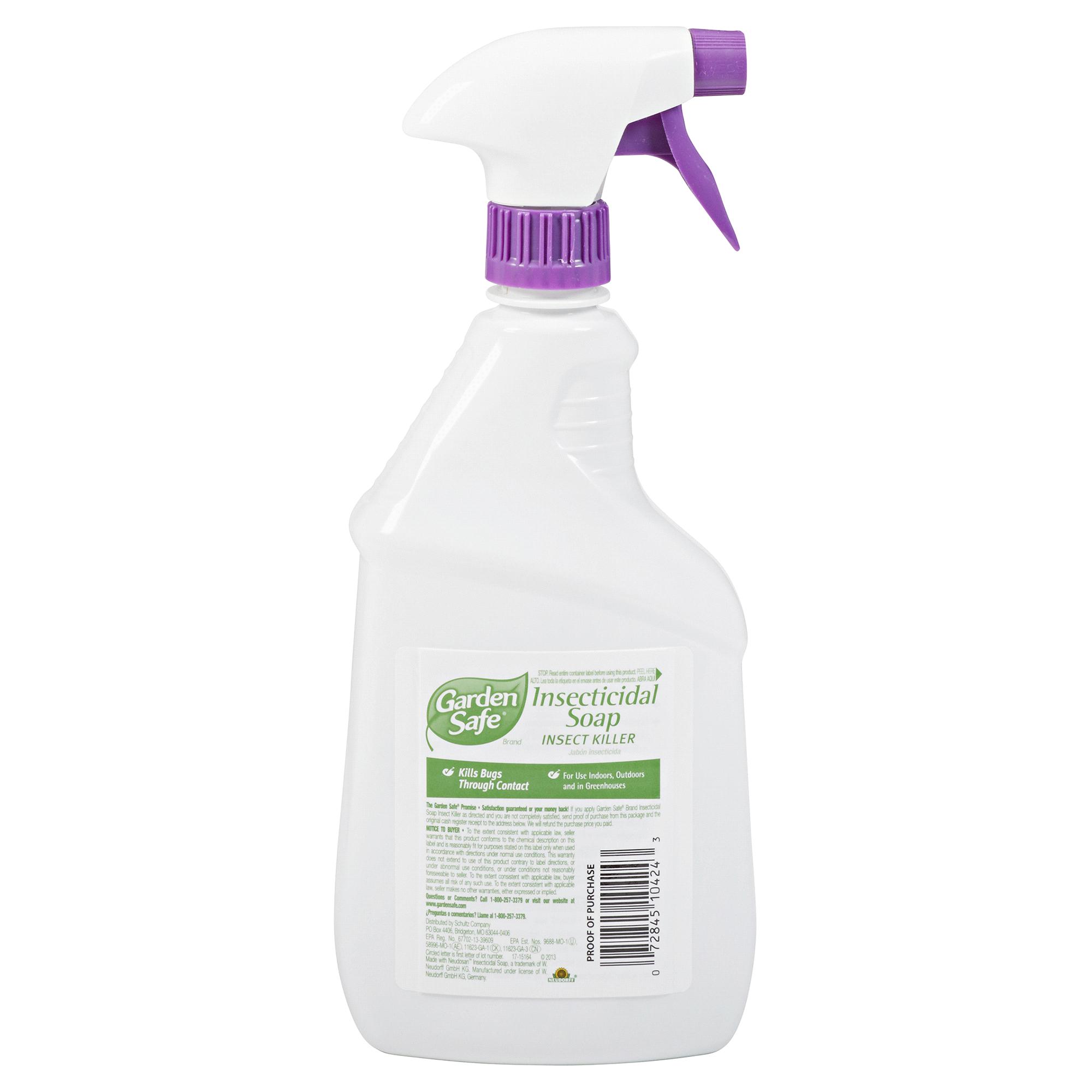 Garden Safe Insecticidal Soap Garden Ftempo