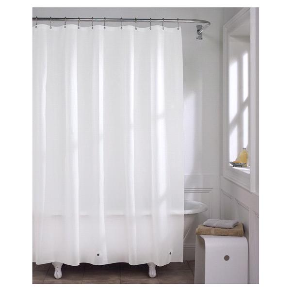 5g Pvc Shower Liner White