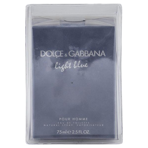 517d1dc561b7 Dolce   Gabbana Light Blue EDT Spray 2.5 oz