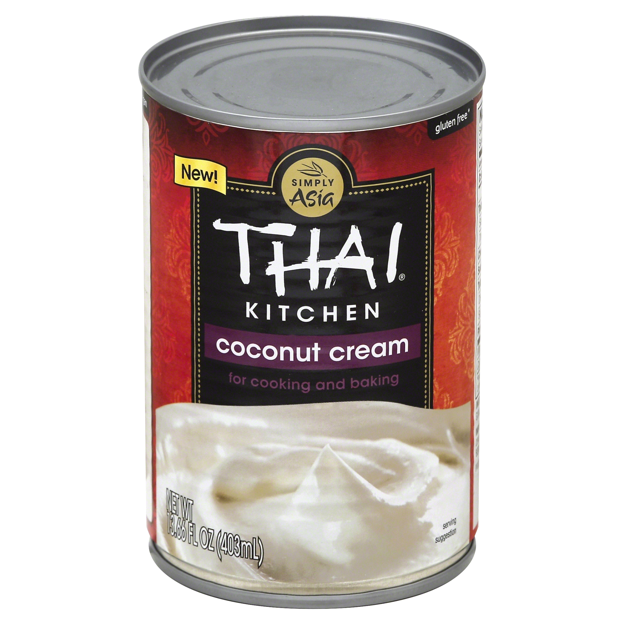 Thai Kitchen Lite Coconut Milk Stunning Thai Kitchen Coconut Cream 13.7 Oz  Meijer Inspiration