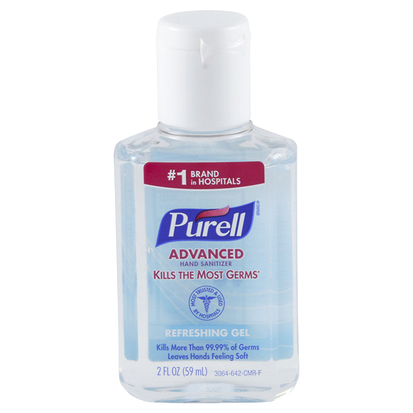Purell Advanced Original Hand Sanitizer 2 oz