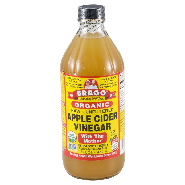 Bragg Apple Cider Vinegar 16 oz  551e95618