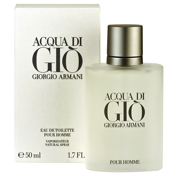 9d0265c5d7cc Giorgio Armani Acqua Di Gio Mens Eau de Toilette 1.7 oz