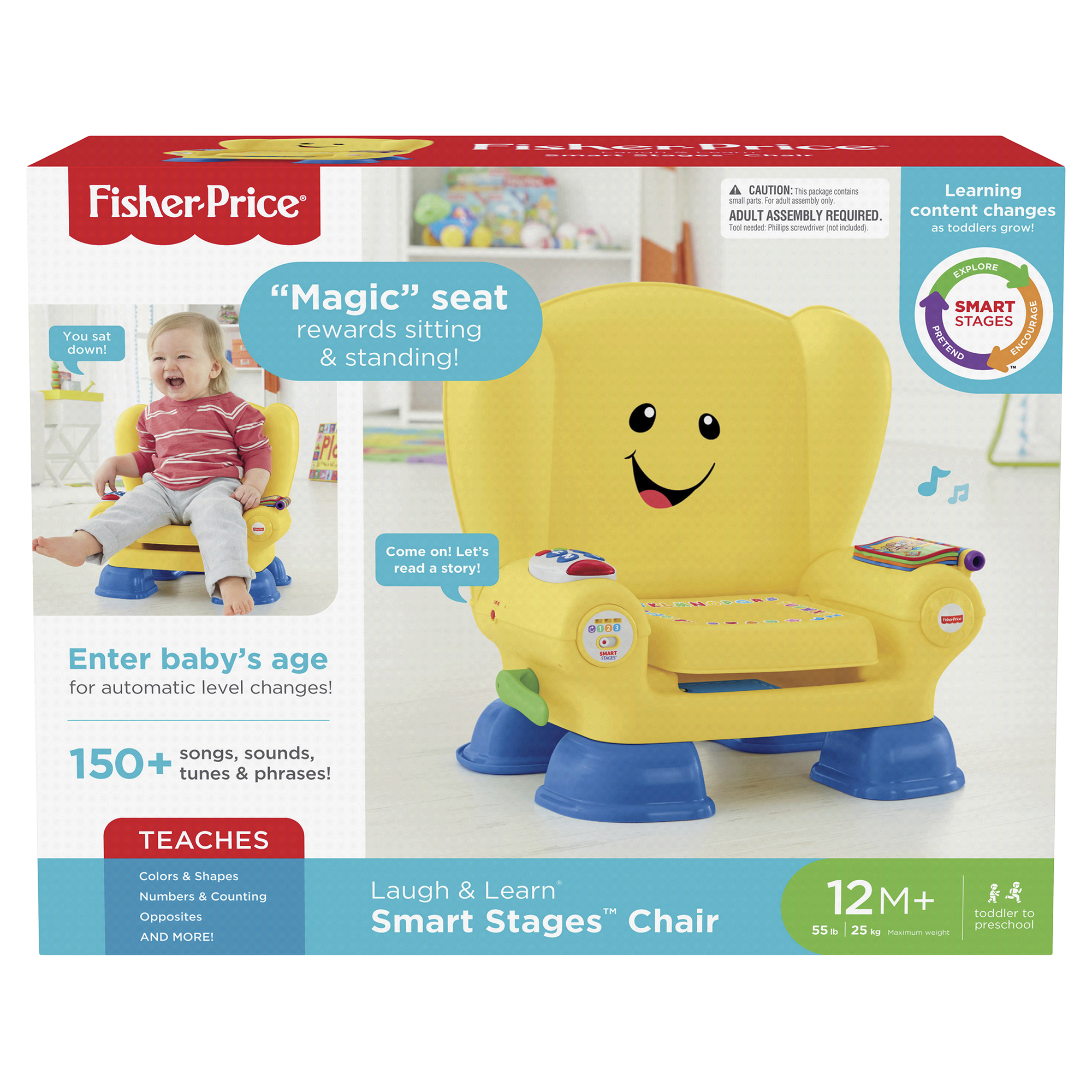 Fisher price smart stages chair - Fisher Price Smart Stages Chair 38