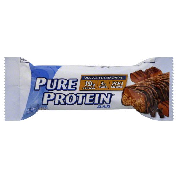 Pure Protein Bar Chocolate Salted Carmel 1.76 oz  925861788