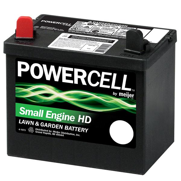 PowerCell U1L-4 12 Volt Small Engine Heavy Duty Lawn & Garden ...