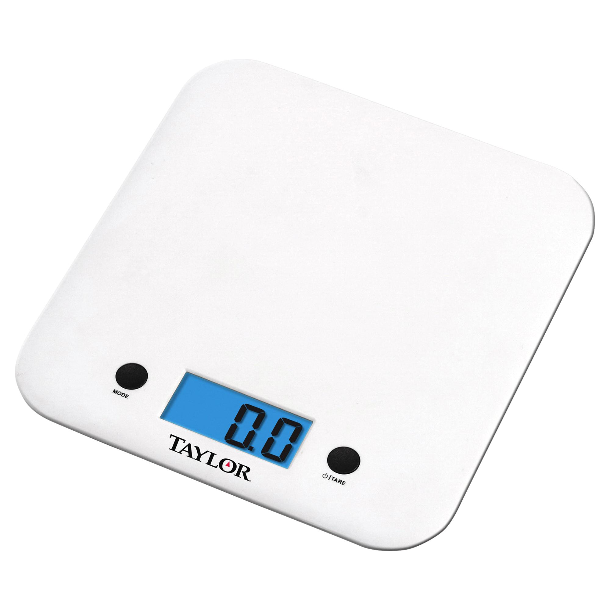 Taylor Digital Ultra Thin Kitchen Scale | Meijer.com
