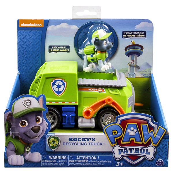 Paw Patrol Vehicle and Figure  5dcc2dc7fb