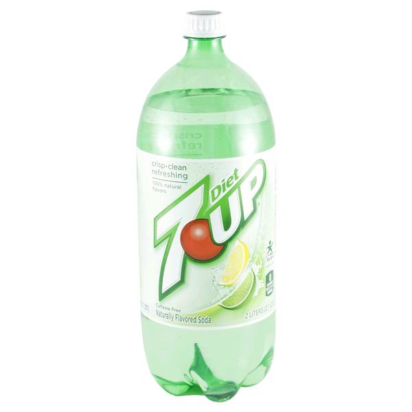 Diet 7up 2 Liter Meijer