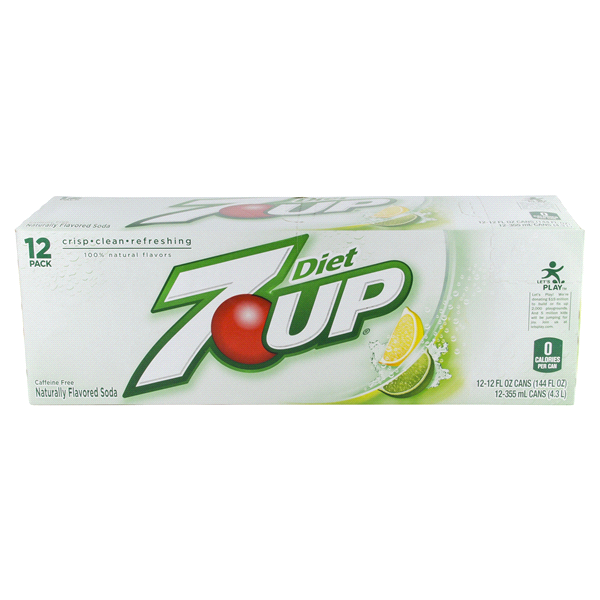 Diet 7up 1212 Oz Meijer