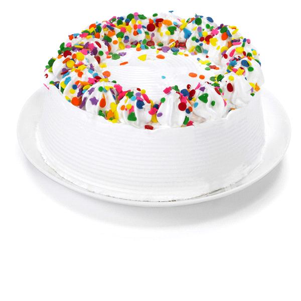 Uncle Harrys Cake Ice Cream Cake 8 Meijer