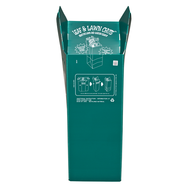 Leafeasy Leaf Lawn Chute For 30 Gallon Paper Bags