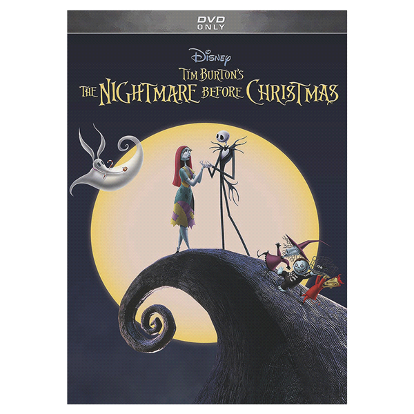 the nightmare before christmas 25th anniversary edition 1 dvd 1 disc us