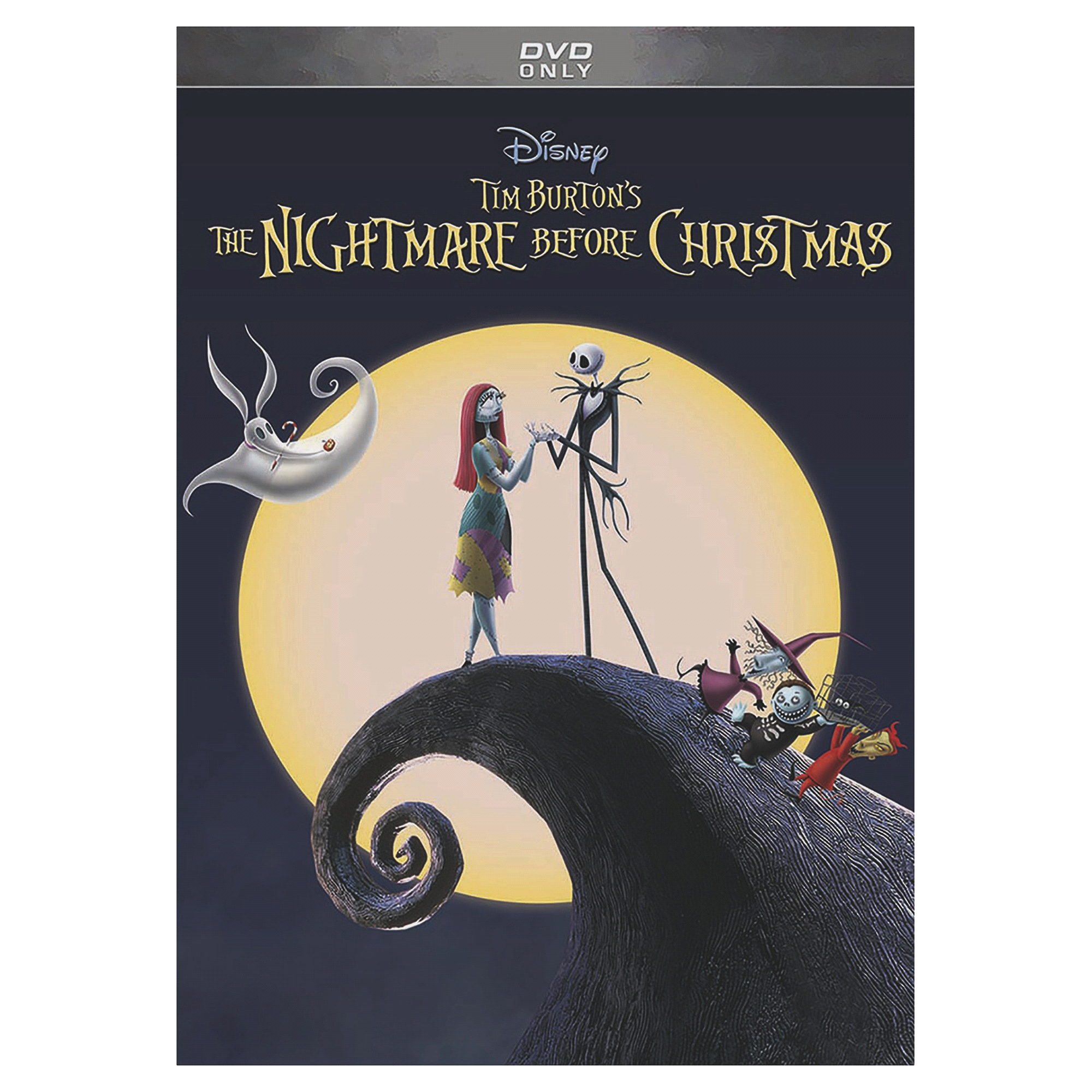 The Nightmare Before Christmas 25th Anniversary Edition 1 DVD (1 ...