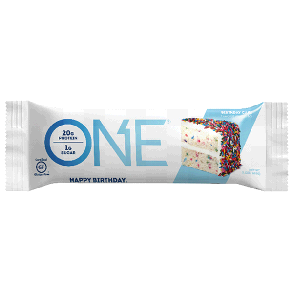 Oh Yeah One Birthday Cake Bar 212 Oz