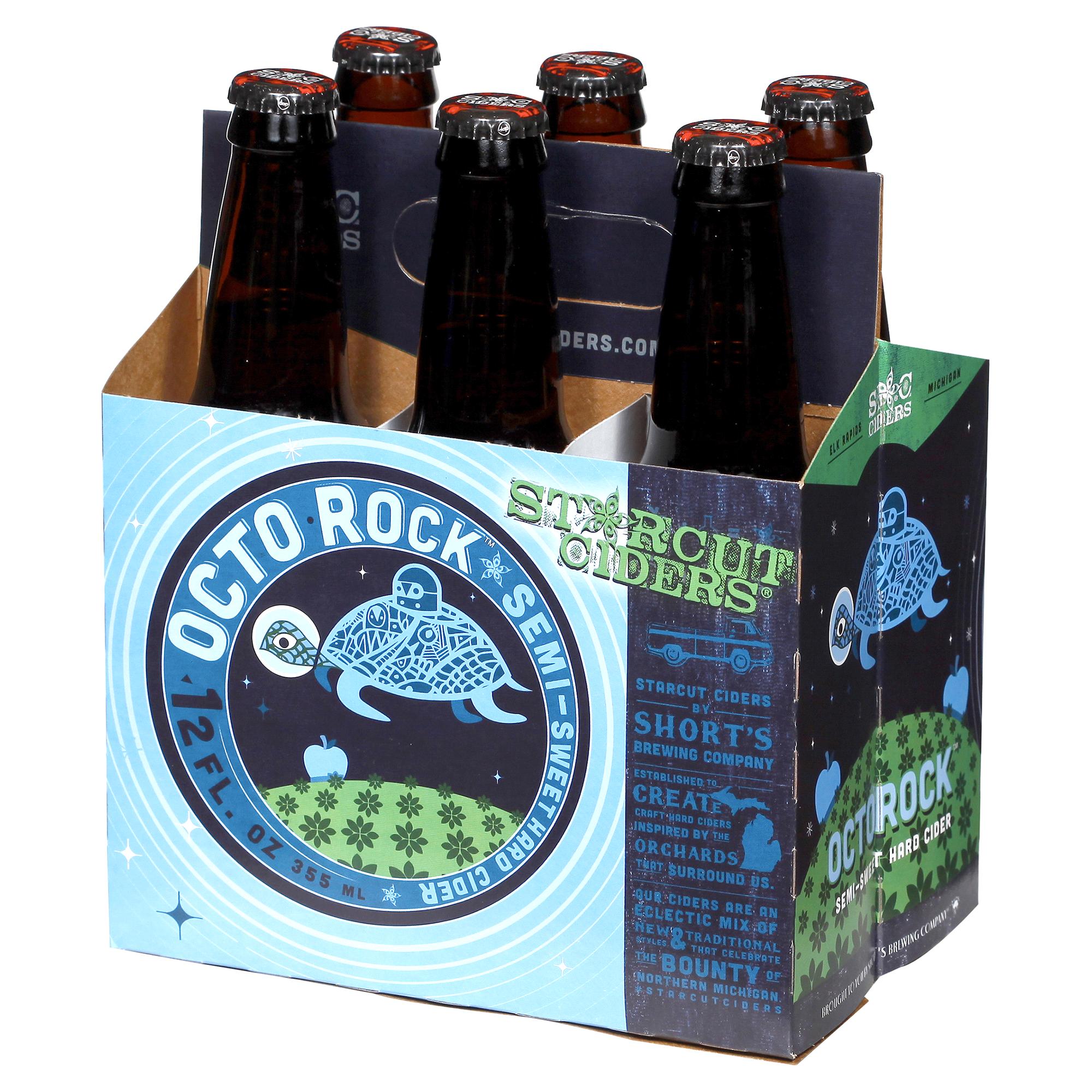 Starcut Cider Octorock 6 pk 12 oz Bottle
