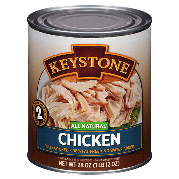 Keystone Fully Cooked Chicken 28 Oz Meijer