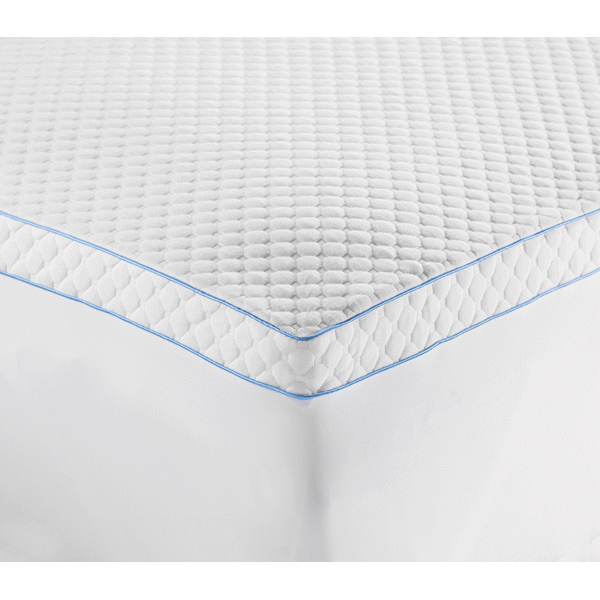 sealy 2 memory foam topper queen