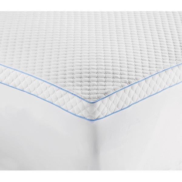 sealy 2 memory foam topper queen - Sealy Memory Foam Mattress