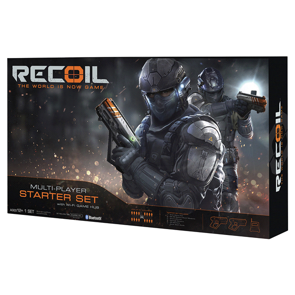 SkyRocket Recoil Starter Set