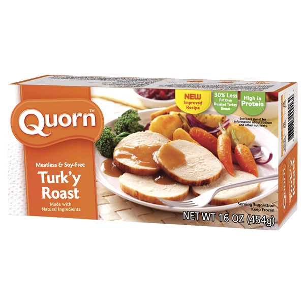 Quorn Nutritional Value Iron