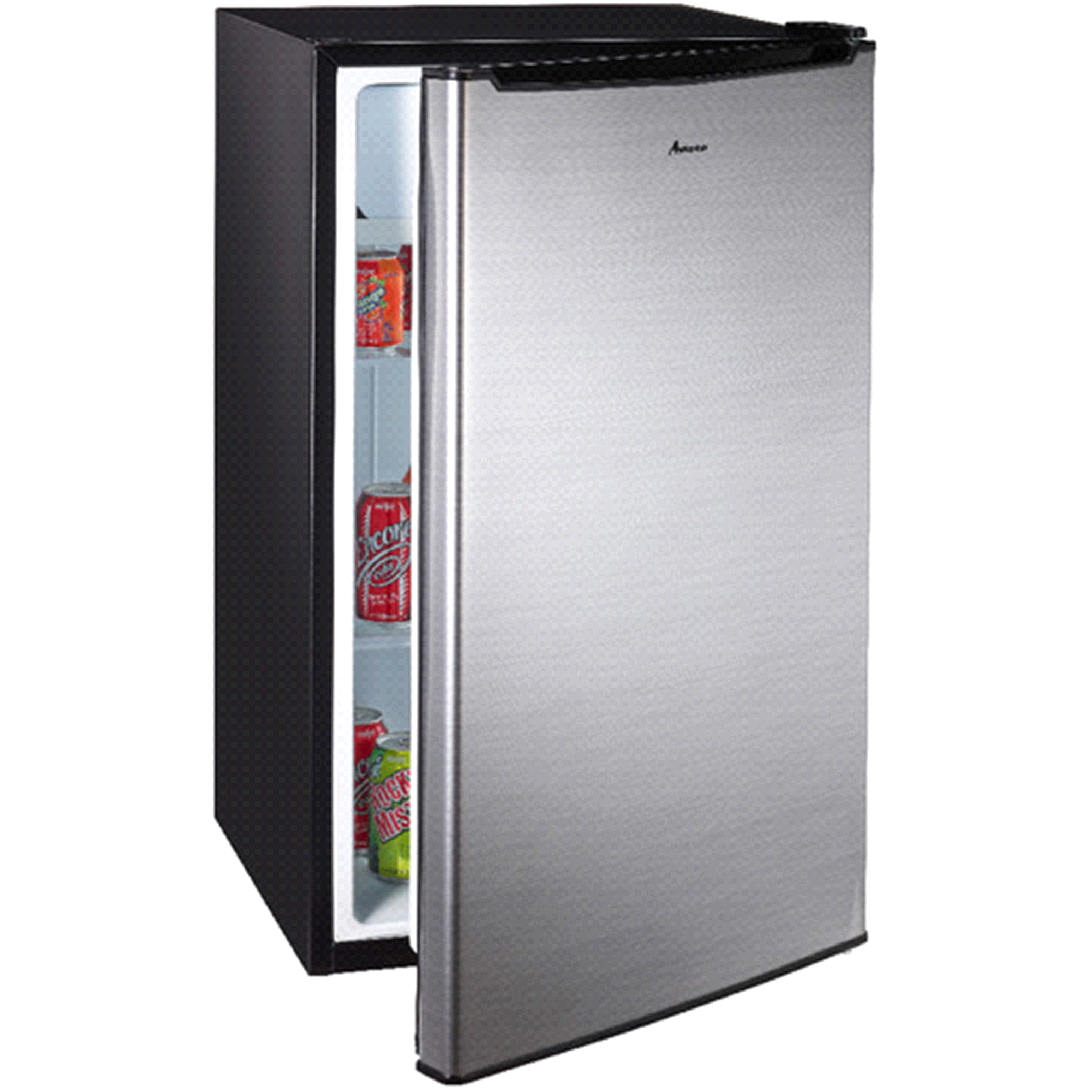walmart black door ft com desk refrigerator one cu ip galanz