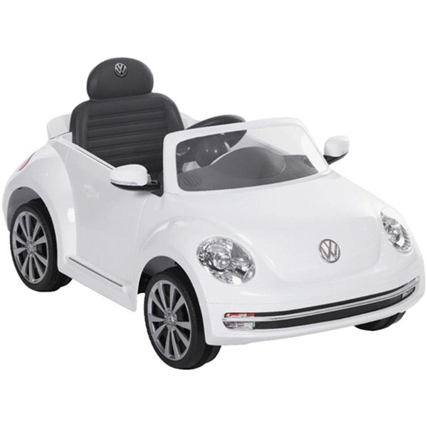 Rollplay Vw Beetle 6 Volt Battery Ride On Vehicle Meijer Com