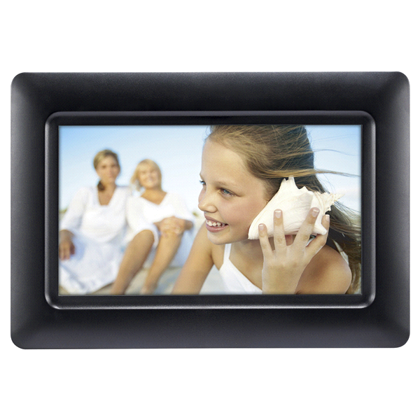 Polaroid 7 Inch Digital Photo Frame Meijer