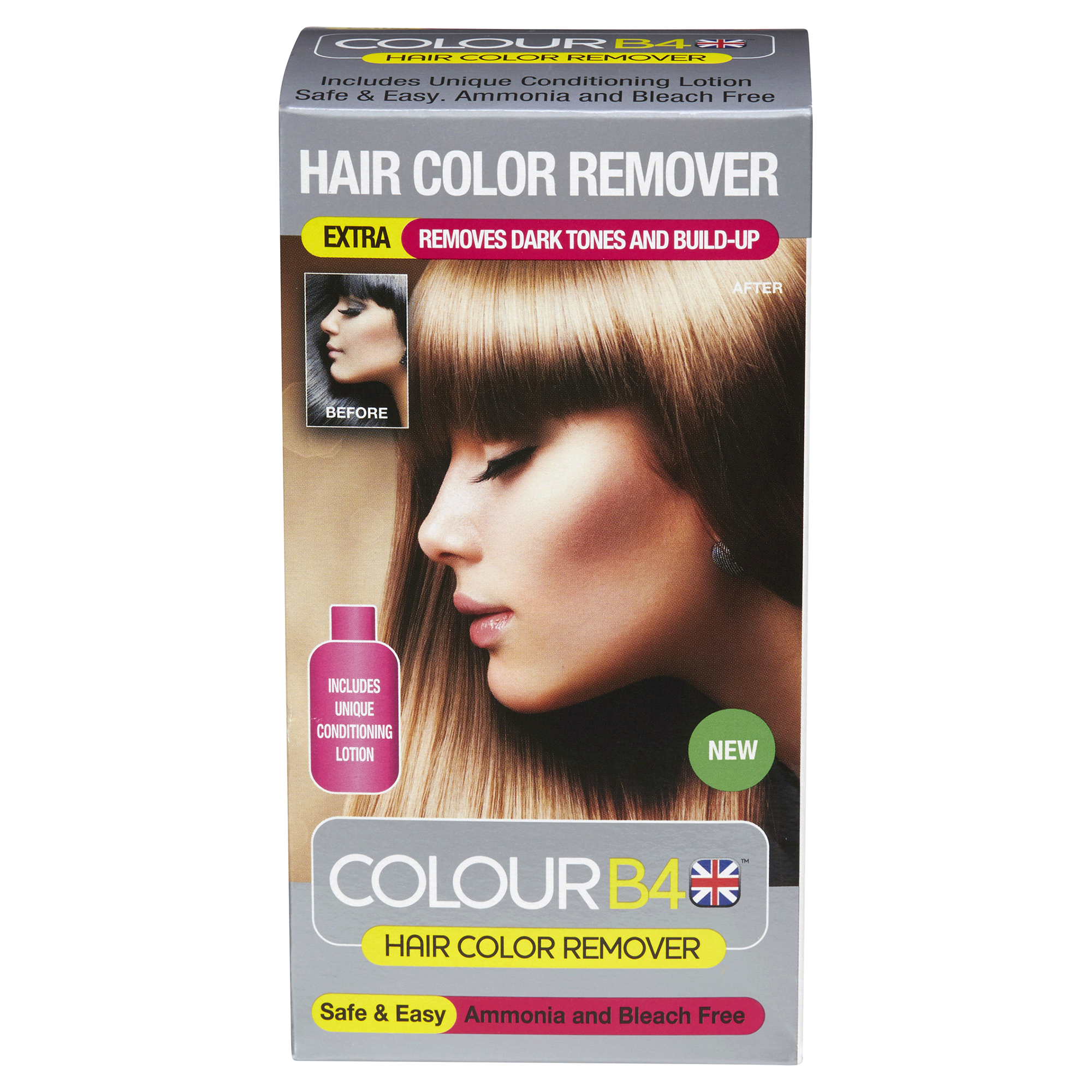 Colour B4 Hair Color Remover Extra Meijer