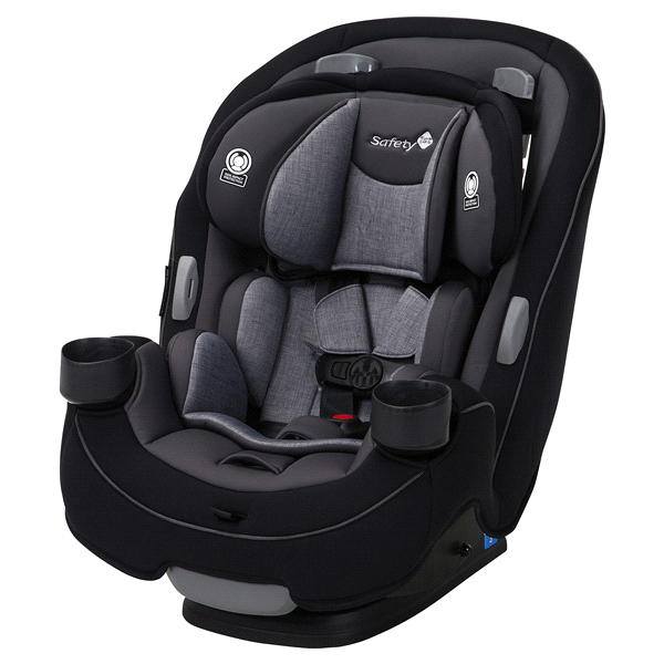 Safety 1st Grow And Go 3 In 1 Convertible Car Seat Harvest Moon