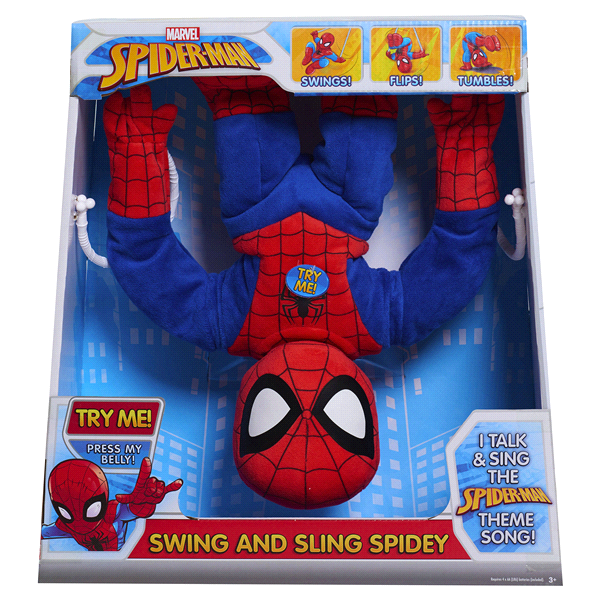 Marvel Swing & Sling Spiderman