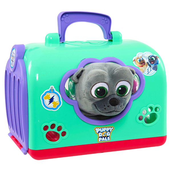 Puppy Dog Pals Groom and Go Pet Carrier- Assorted Items  dae65bde2a517