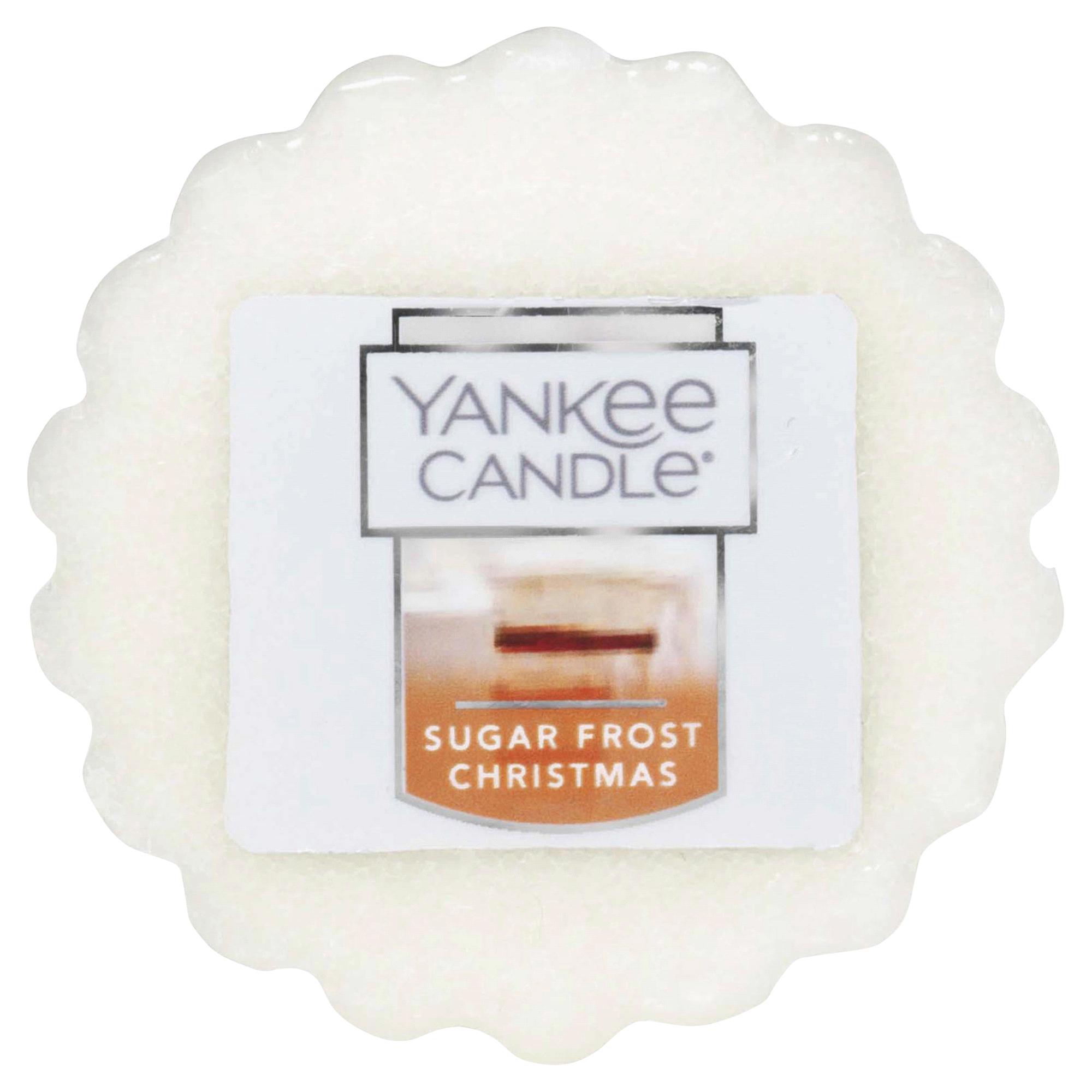 Yankee Candle Tart Sugar Frost Christmas 0.8 Oz. | Meijer.com