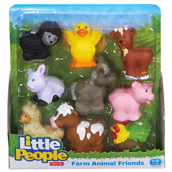 Fisher-Price® Little People® Zoo Farm Animal Friends Assorted items ... 6543673afa6
