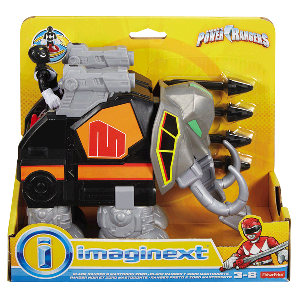 Imaginext Power Rangers Assorted Items Meijercom