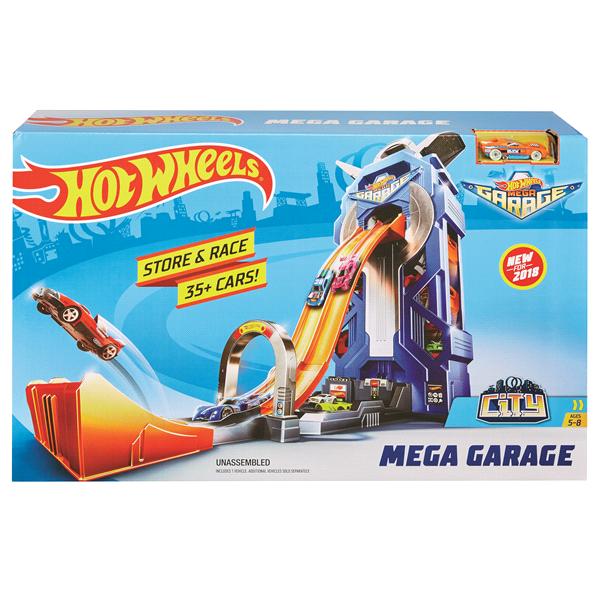 Hot Wheels Mega Garage Play Set Meijercom